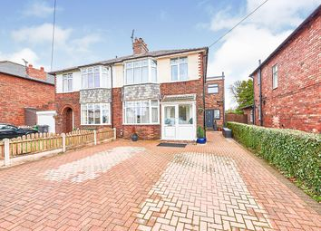 Thumbnail 4 bed semi-detached house for sale in Kingstown Road, Carlisle, Cumbria