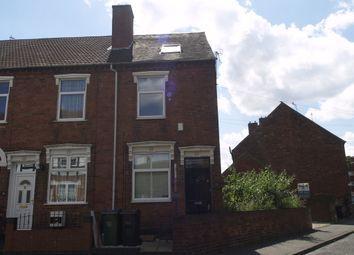 Thumbnail 2 bedroom flat for sale in Church Street, Cradley Heath