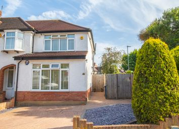 Thumbnail 2 bed end terrace house for sale in Birkdale Avenue, Pinner, Middlesex