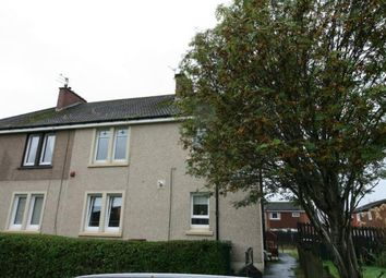 Thumbnail 2 bed flat to rent in Stenton Crescent, Wishaw