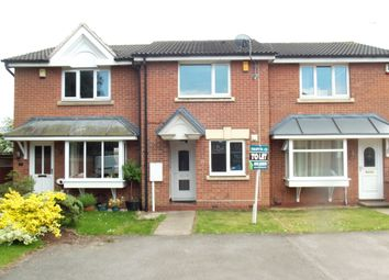 Thumbnail 2 bed town house to rent in Babbacombe Drive, Nottingham