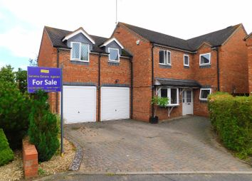 Thumbnail 5 bed detached house for sale in Threeways, Astley, Stourport-On-Severn