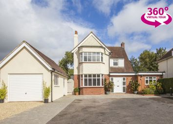 Thumbnail 5 bedroom detached house for sale in Tennyson Avenue, Llanwern, Newport