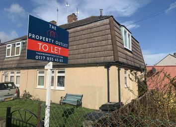 2 bed flat to rent in Dorester Close, Brentry, Bristol BS10
