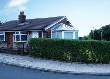 Thumbnail 2 bed semi-detached bungalow for sale in Cadshaw Close, Blackburn, Lancashire