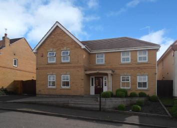 Thumbnail 5 bed detached house for sale in Woodburn Road, Norton, Stoke-On-Trent