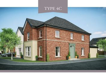 Thumbnail 3 bed detached house for sale in - Type C Lynn Hall Park, Rathgael Road, Bangor