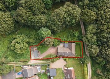 Thumbnail 3 bed detached house for sale in New House Farm Lane, Wood Street, Guildford, Surrey