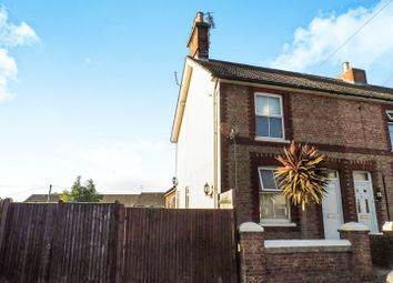 Thumbnail 3 bed end terrace house for sale in Bellbanks Road, Hailsham