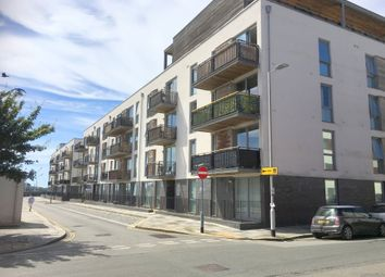 Thumbnail 2 bed flat for sale in Brittany Street, Milbay, Plymouth, Devon