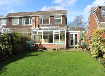 Thumbnail 3 bed semi-detached house for sale in Woodburn Drive, Bolton