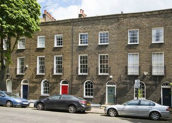 Thumbnail 4 bed terraced house for sale in Halton Road, London