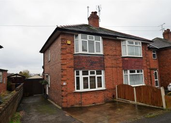 Thumbnail 2 bed property for sale in St. Wystans Road, Derby