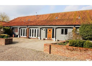 Thumbnail 4 bed barn conversion for sale in Grays Lane, Halesworth