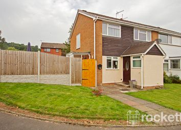 Thumbnail 3 bed detached house to rent in Turin Drive, Newcastle-Under-Lyme