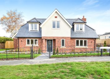 Thumbnail 3 bed detached house for sale in Broad View Lane, Winchester, Hampshire