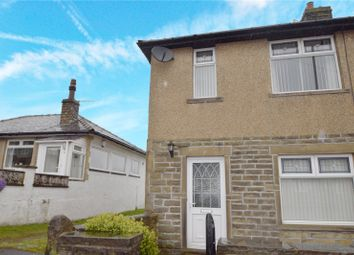 Thumbnail 3 bed semi-detached house to rent in Fell Lane, Keighley, West Yorkshire