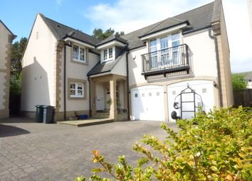 Thumbnail 4 bed detached house for sale in Syme Rigg, Edinburgh