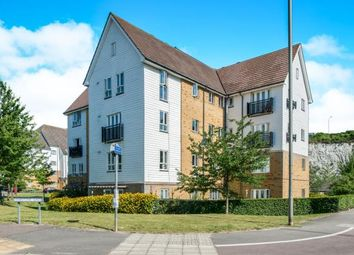 Thumbnail 2 bedroom flat for sale in Compass Court, Waterside, Gravesend, Kent