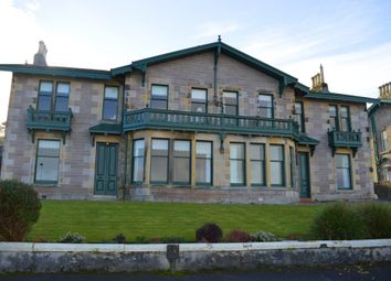 Thumbnail 3 bed flat for sale in Ground Floor Flat, Glengarry, 34, Crichton Road, Rothesay, Isle Of Bute