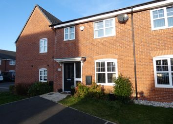 Thumbnail 3 bed terraced house for sale in Cotton Mills Drive, Hyde
