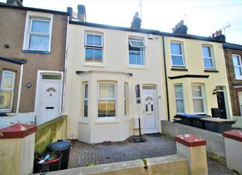 Thumbnail 2 bedroom terraced house for sale in Marlborough Road, Margate
