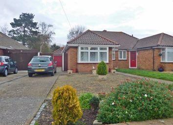 Thumbnail 2 bedroom semi-detached bungalow for sale in Corfe Close, Hill Head, Fareham