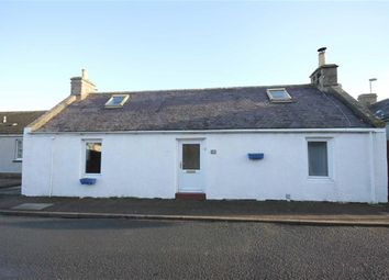 Thumbnail 1 bedroom cottage for sale in Harbour Street, Hopeman, Elgin