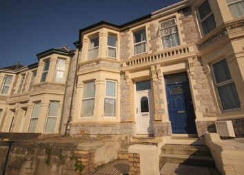 Thumbnail 5 bedroom terraced house to rent in Derry Avenue, Plymouth