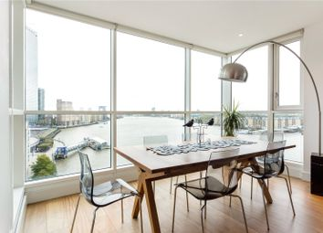 Thumbnail 3 bedroom flat for sale in Belgrave Court, 36 Westferry Circus, Canary Wharf, London