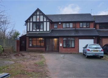 Thumbnail 4 bed detached house for sale in Wake Green Road, Birmingham
