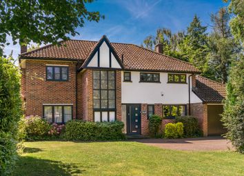 Thumbnail 4 bed detached house for sale in Westhall Road, Warlingham