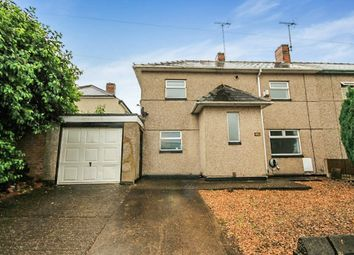 Thumbnail 4 bed semi-detached house for sale in Chesterfield Road North, Mansfield, Nottinghamshire