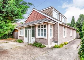 Thumbnail 4 bed detached house for sale in Pooley Green Road, Egham, Surrey