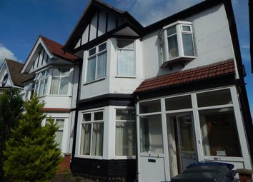 Thumbnail 2 bed flat to rent in Audley Road, London