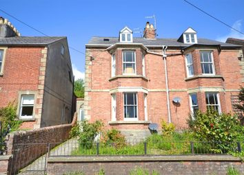 Thumbnail 4 bed semi-detached house for sale in St. Andrews Road, Bridport