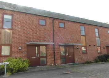 Thumbnail 2 bed terraced house to rent in Elder Road, Basingstoke