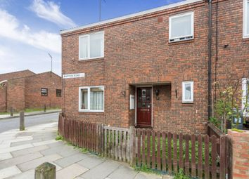 Thumbnail 3 bed end terrace house for sale in Maryon Road, London