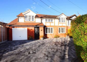 Thumbnail 3 bed semi-detached house for sale in Orchard Avenue, Billericay, Essex