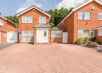 3 bed detached house for sale in Wentworth Way, Harborne, Birmingham B32