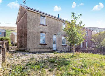 Thumbnail 3 bed terraced house for sale in Heol Ganol, Nantymoel, Bridgend