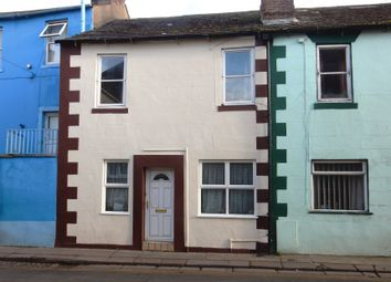 Thumbnail 3 bed terraced house for sale in 1 Water Street, Wigton, Cumbria
