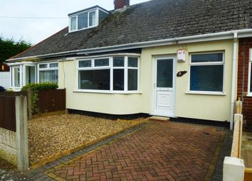 Thumbnail 1 bed bungalow to rent in Rockwood Crescent, Hucknall, Nottingham