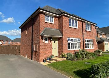 Thumbnail 3 bed semi-detached house for sale in Dale Acre Way, Breadsall, Derby