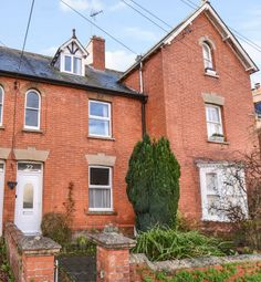 Thumbnail 4 bed terraced house for sale in 22 Norbins Road, Glastonbury