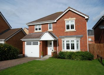 Thumbnail Detached house for sale in Bicester Grove, Hebburn