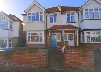 Thumbnail 4 bed semi-detached house for sale in King Edward Avenue, Broadstairs
