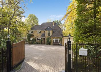 Thumbnail 5 bed detached house for sale in Dukes Covert, Bagshot