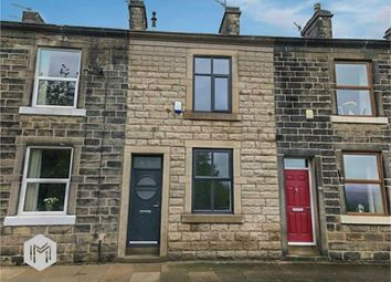 Thumbnail 3 bed terraced house for sale in Albert Street, Ramsbottom, Bury, Lancashire