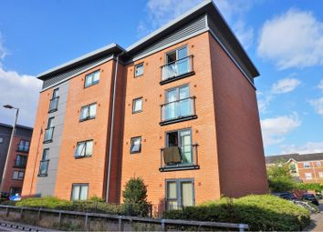 Thumbnail 2 bed flat for sale in Marshall Road, Banbury